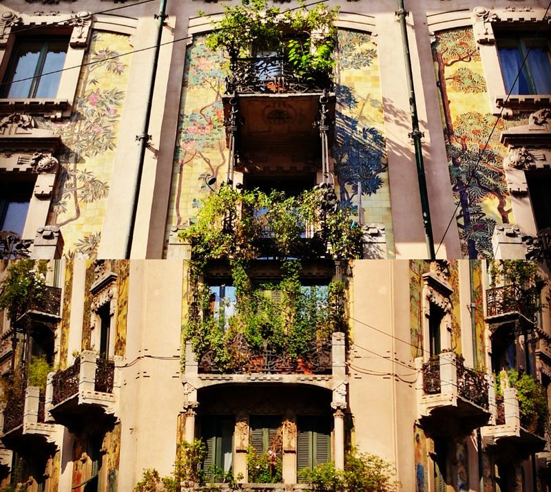 Immobili storici Milano